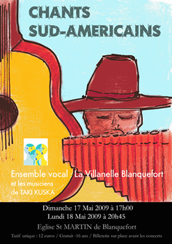 Chants latino-américains